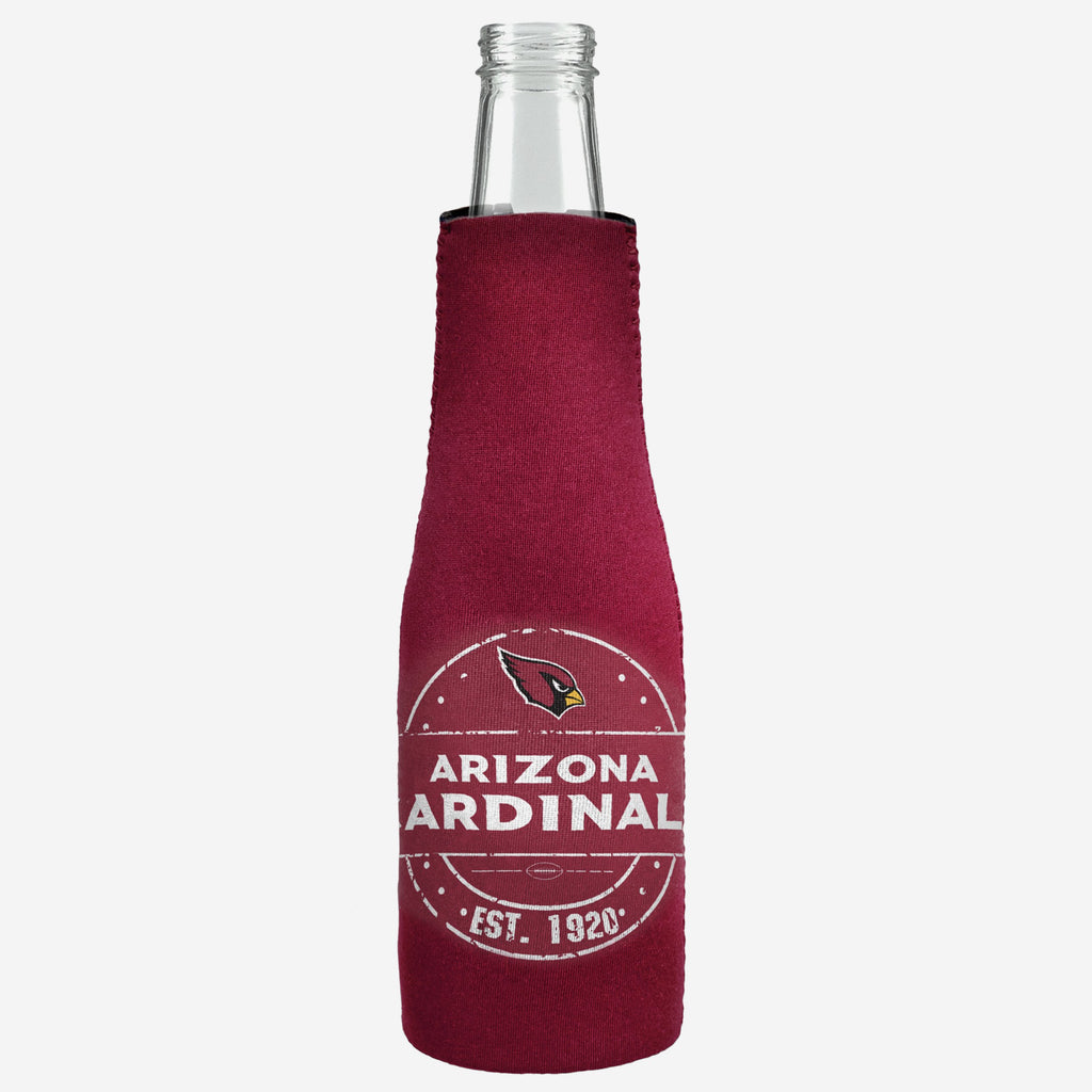 Arizona Cardinals Insulated Zippered Bottle Holder FOCO - FOCO.com