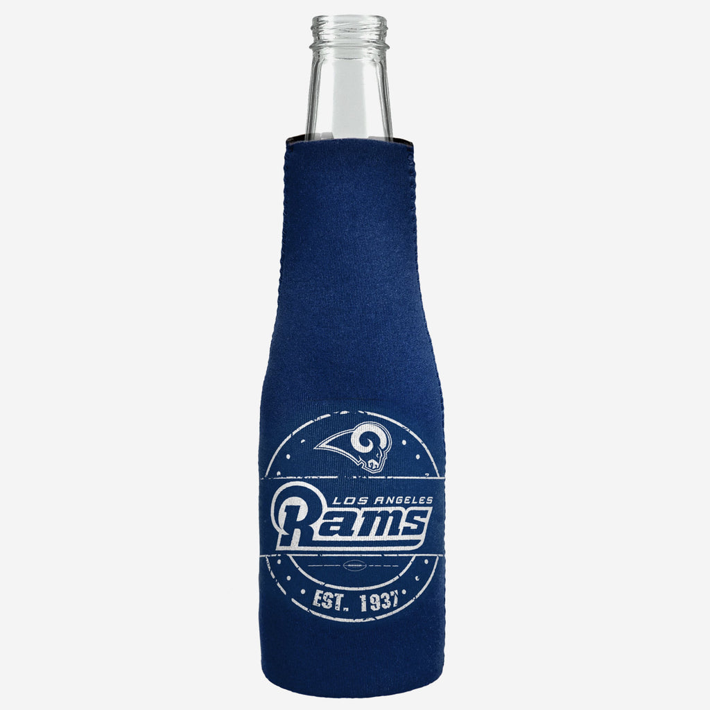 Los Angeles Rams Insulated Zippered Bottle Holder