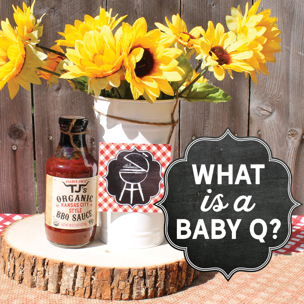 What is a Baby Q Baby Shower?