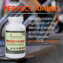 PerfectAmino Tablets - All 8 Essential Amino Acids, With BCAAs