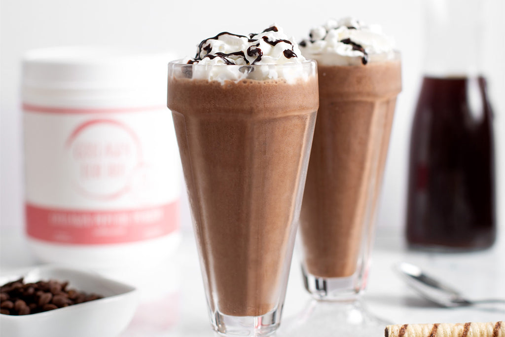 Recipe: Let's Celebrate National Coffee Milkshake Day!