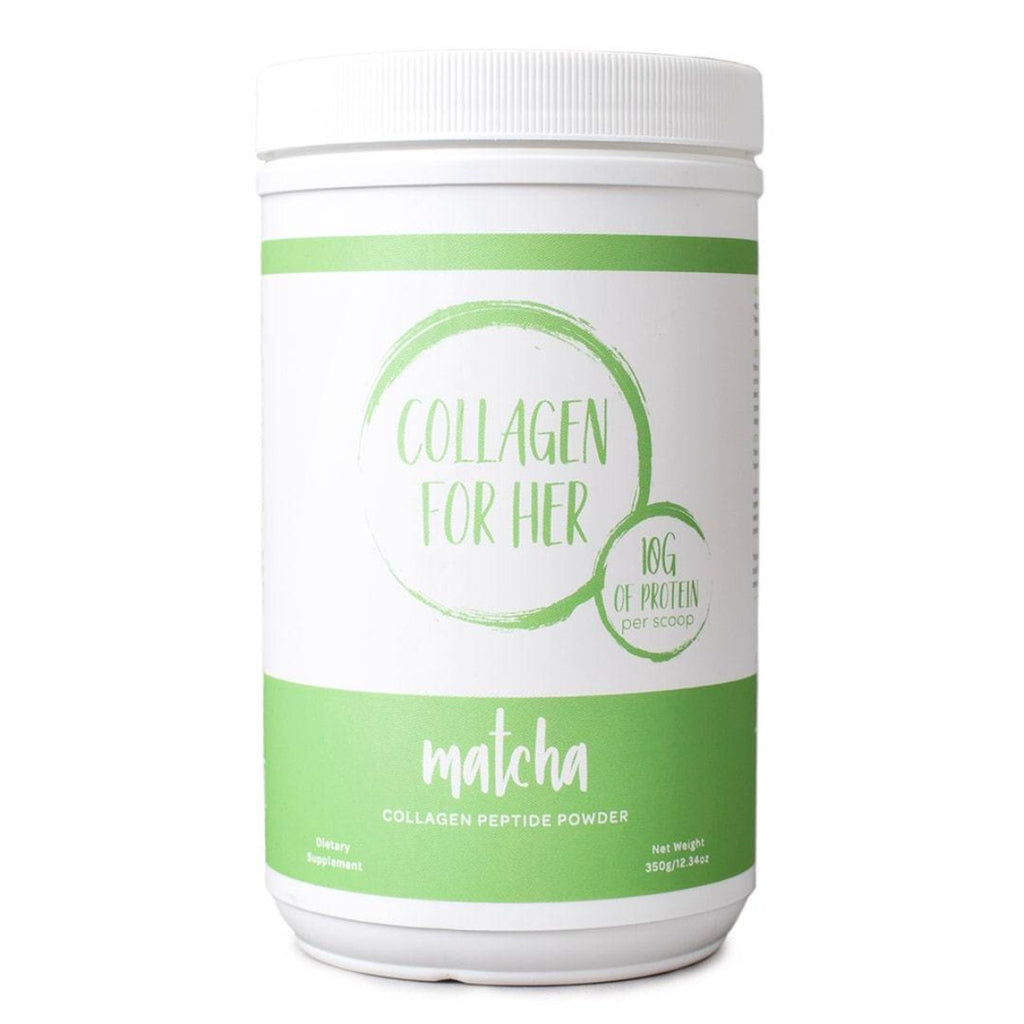 Collagen For Her Organic Matcha Collagen