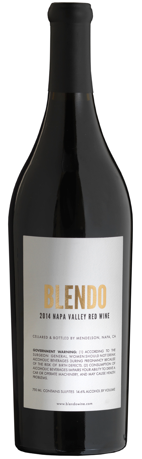 2014 BLENDO Napa Valley Red Wine