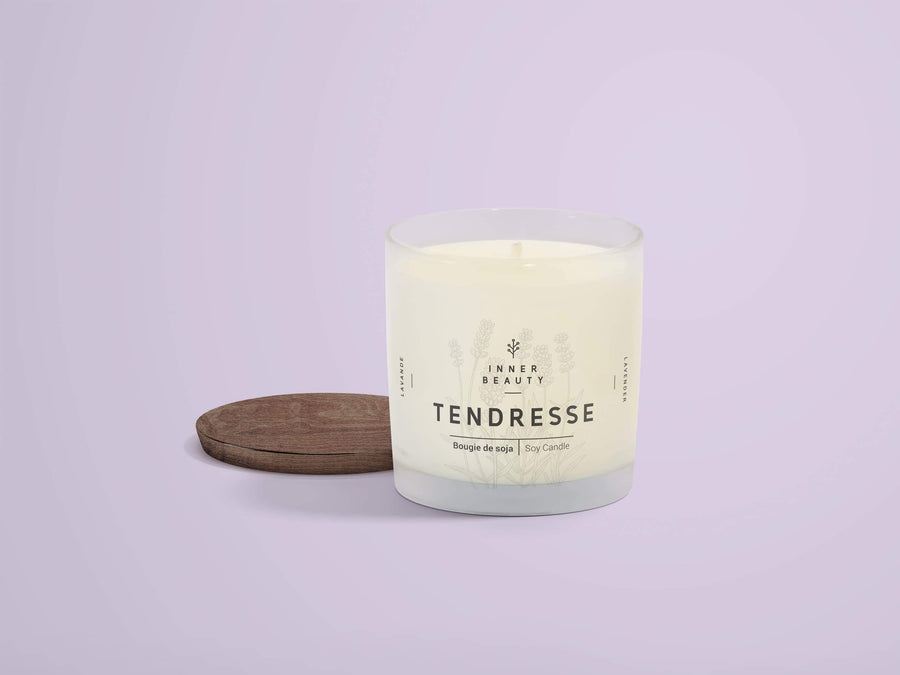 TENDRESSE, fragrance de lavande fraiche