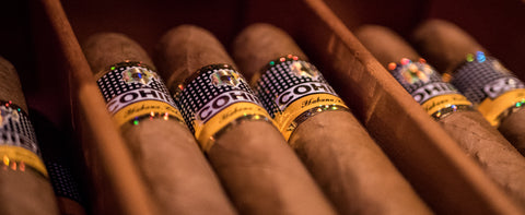 Powder Room Cigar Lounge Cohiba