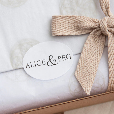 Alice & Peg Pamper Gift Box - Deep Cleanse Letterbox Gift Set - Ethical Pamper Gift UK - Each gift comes beautifully presented in our custom made gift boxes