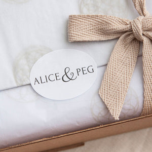 Alice & Peg Packaging