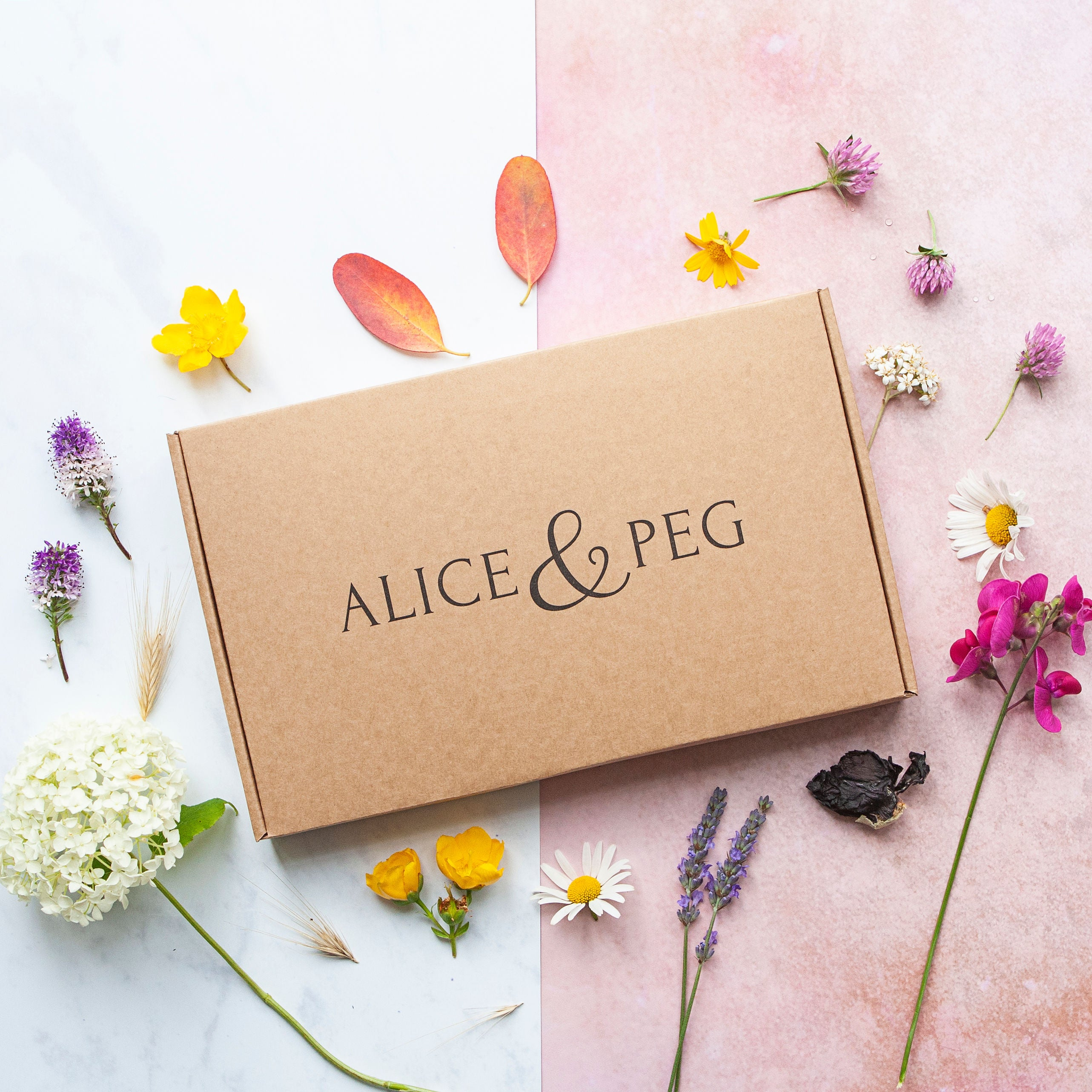 Alice & Peg Little Bathtime Rituals Three Month Letterbox Subscription