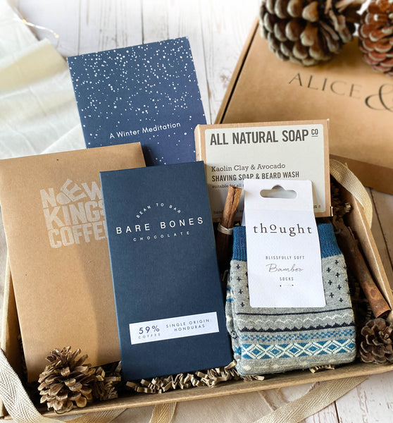 The Winter Box for Him - Limited Edition Christmas 2020