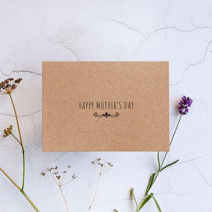 Alice & Peg Pamper Gift Box - Deep Cleanse Letterbox Gift Set - Ethical Pamper Gift UK - Each gift comes with a handwritten greetings card