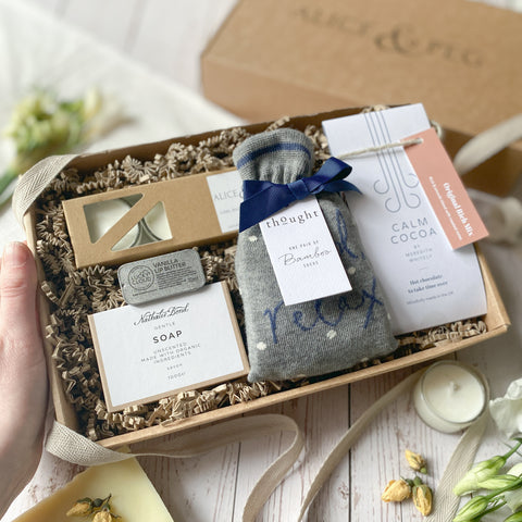 The Pause & Unwind Box - Limited Edition Spring 2021