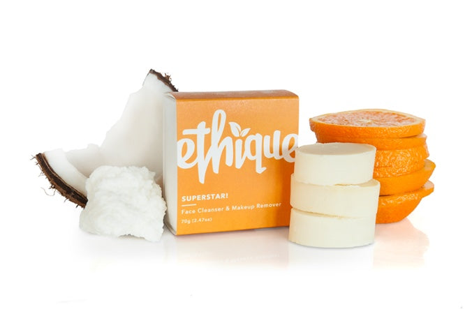 Ethique - Conscious & Concentrated Solid Beauty Bars
