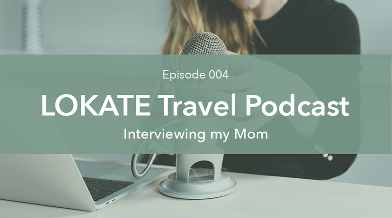 Episode 004: I am where I am, because of her <br>(Interviewing my Mom)