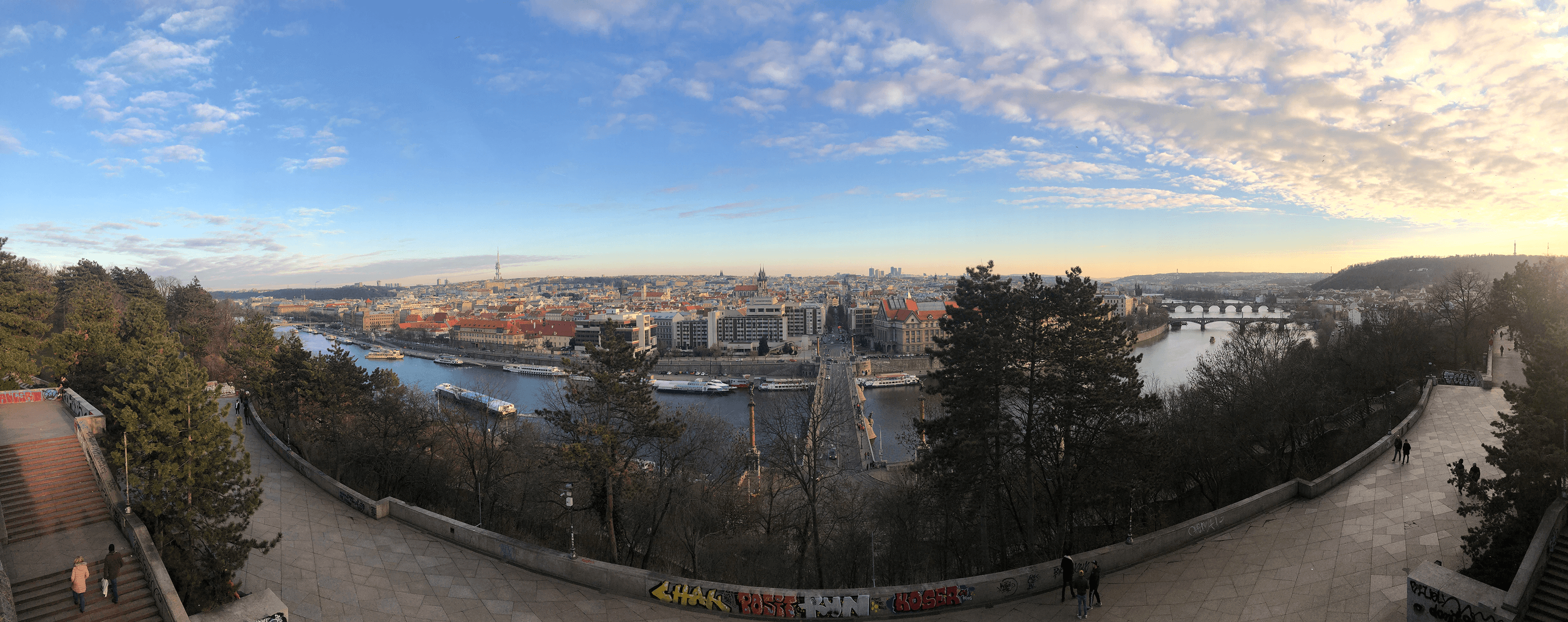 metronome-prague-city-views