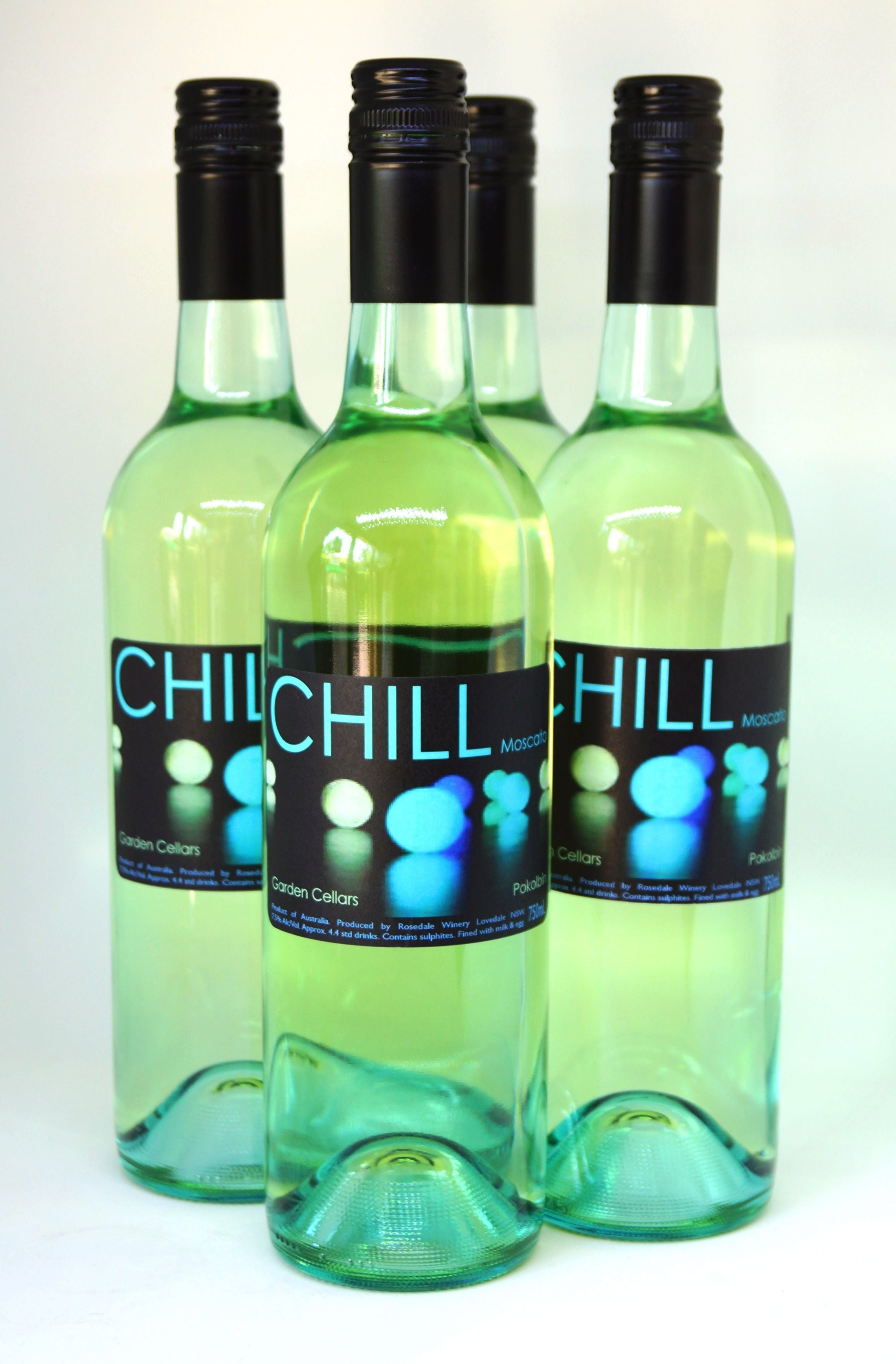 Chill Moscato 12 Bottle Case Special