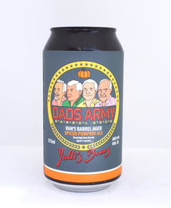 Yulli's Dad's Army Spiced Pumpkin Ale
