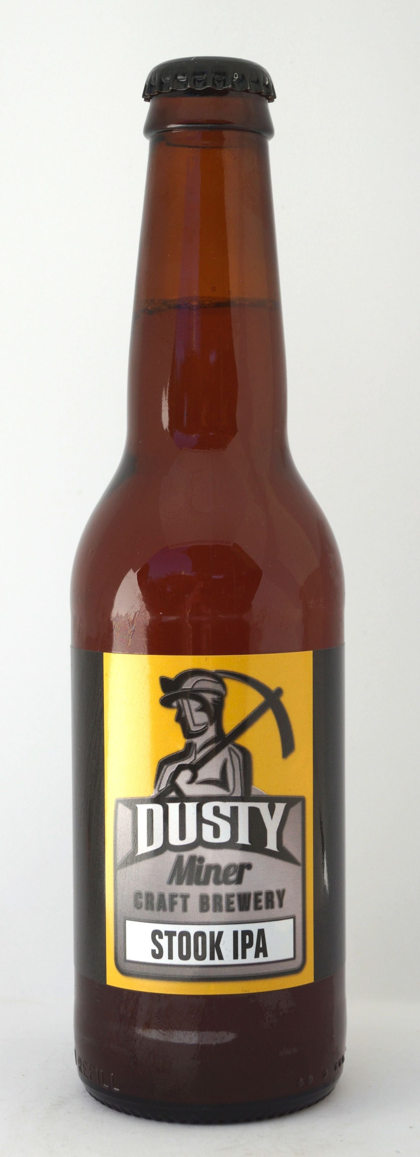 Dusty Miner Stook India Pale Ale