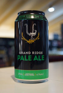Grand Ridge Pale Ale