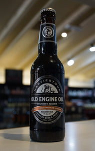 Harviestoun Old Engine Oil Engineer's Reserve Blackest Ale
