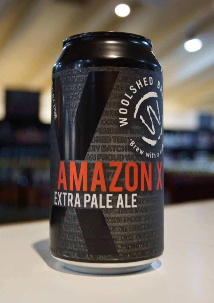 Woolshed Amazon X Extra Pale Ale