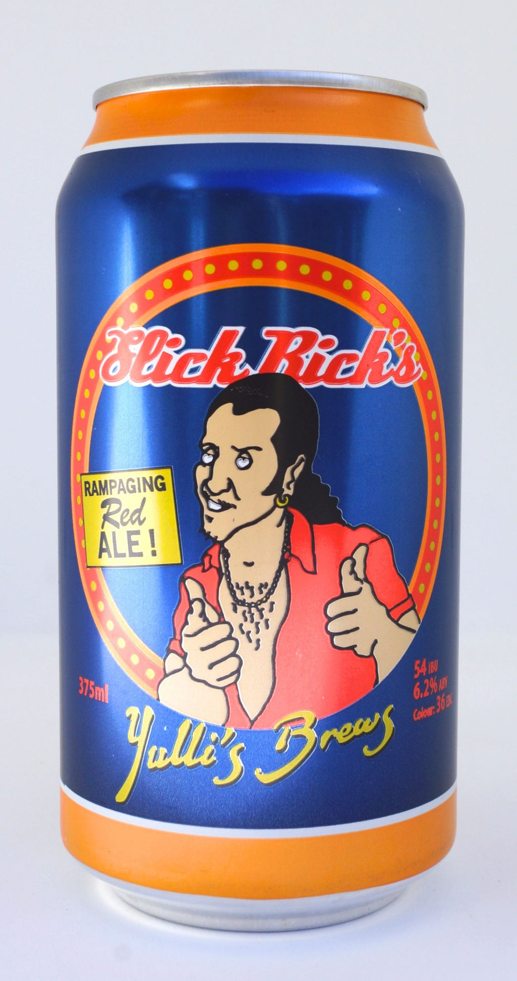 Yulli's Slick Rick's Rampaging Red Ale