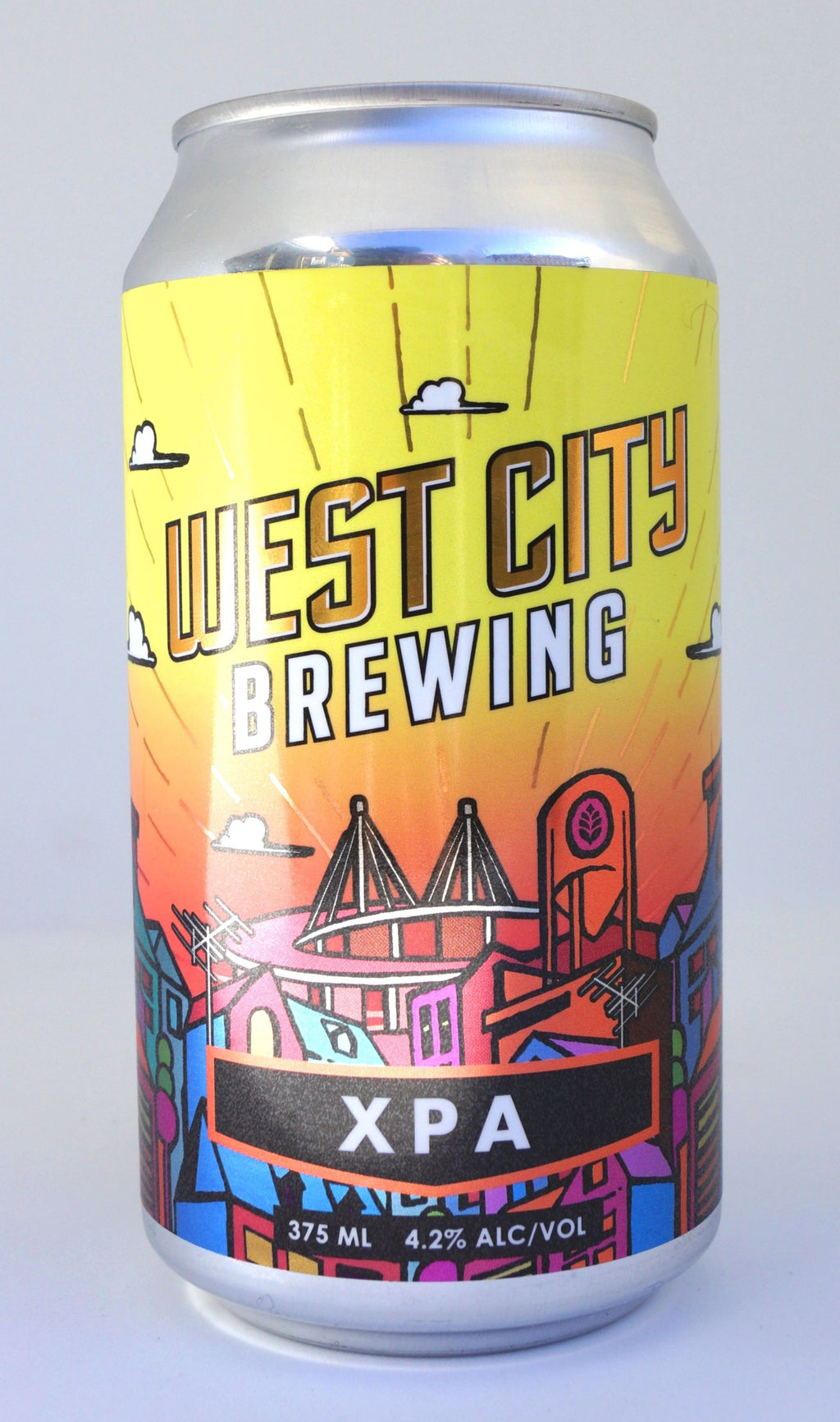West City Brewing XPA