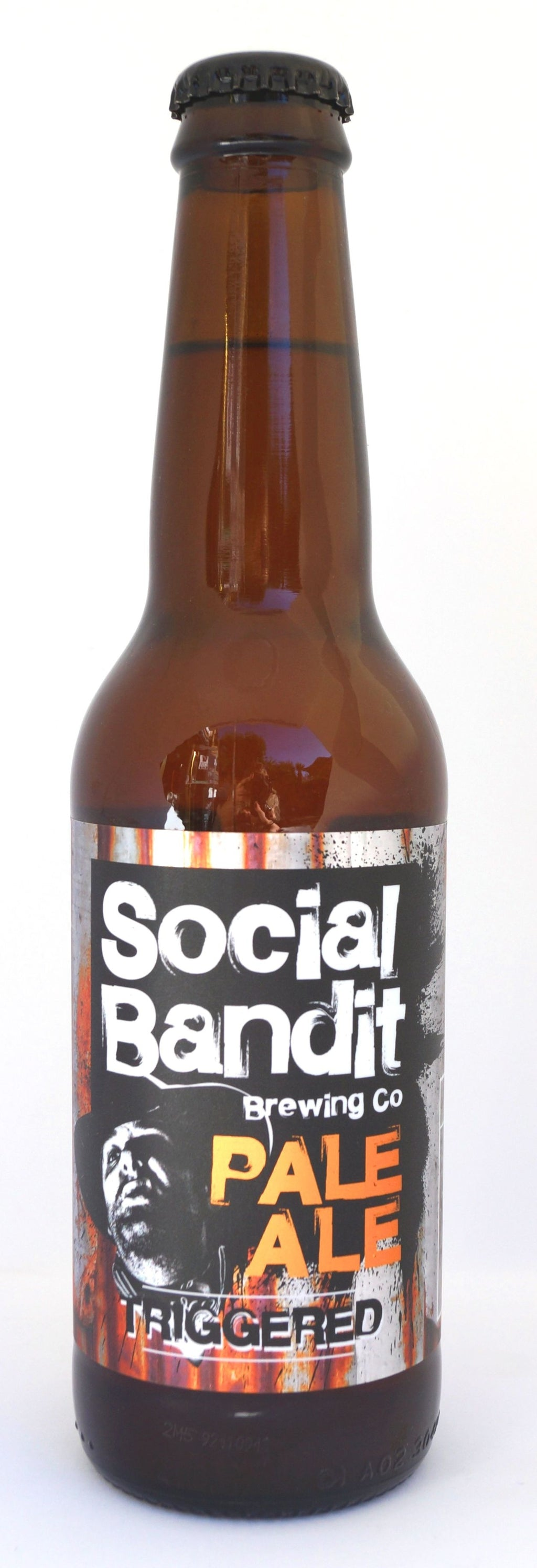 Social Bandit Brewing Co Triggered Pale Ale