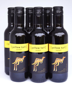 Yellow Tail Shiraz Piccolo 6 Pack