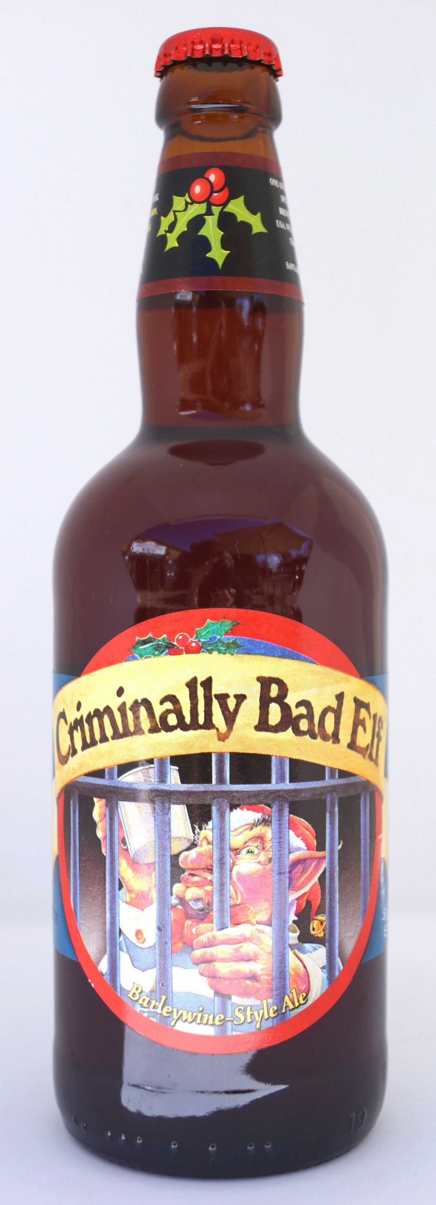 Criminally Bad Elf Barley Wine