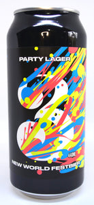 3 Ravens Party Lager New World Festbier