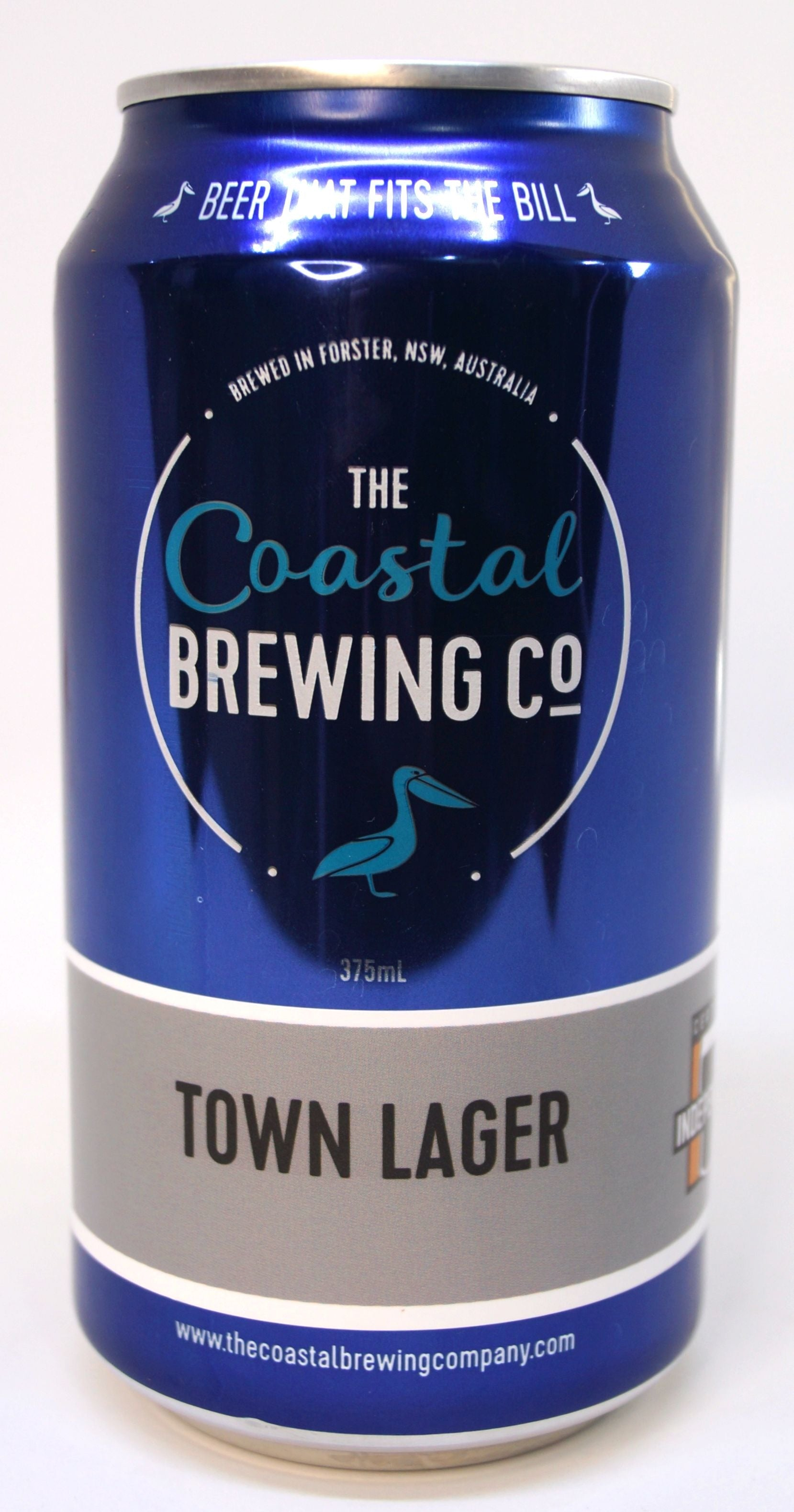 Coastal Brewing Town Lager