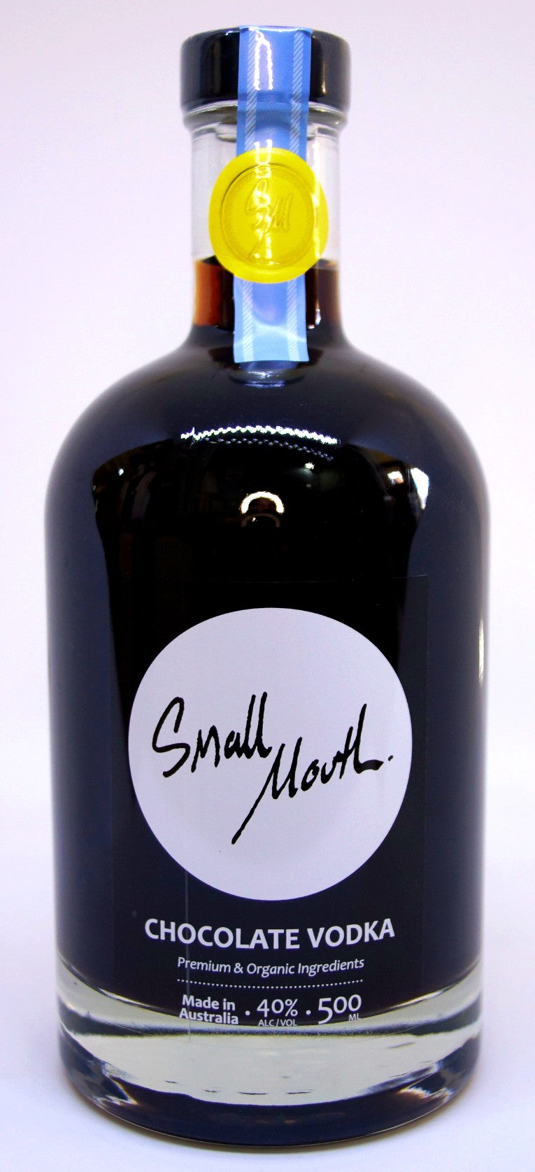 Small Mouth Chocolate Vodka
