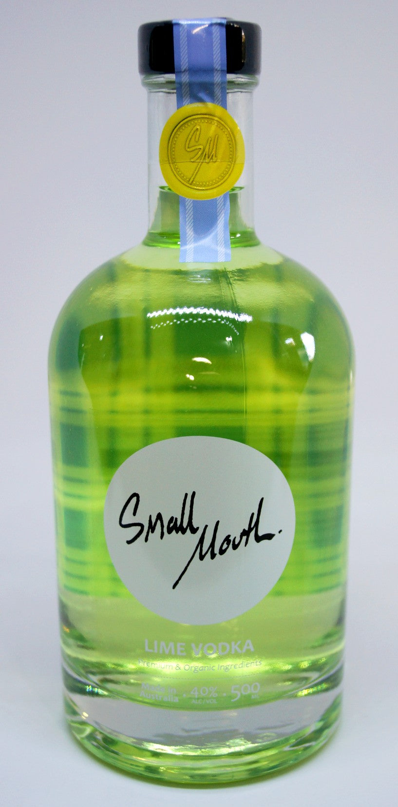 Small Mouth Lime Vodka