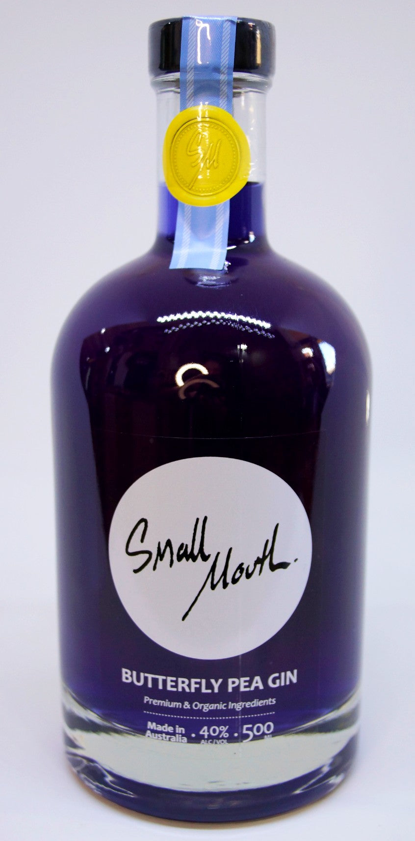 Small Mouth Butterfly Pea Gin