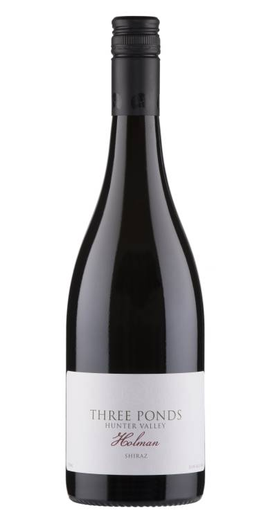 Three Ponds Holman Shiraz 2014