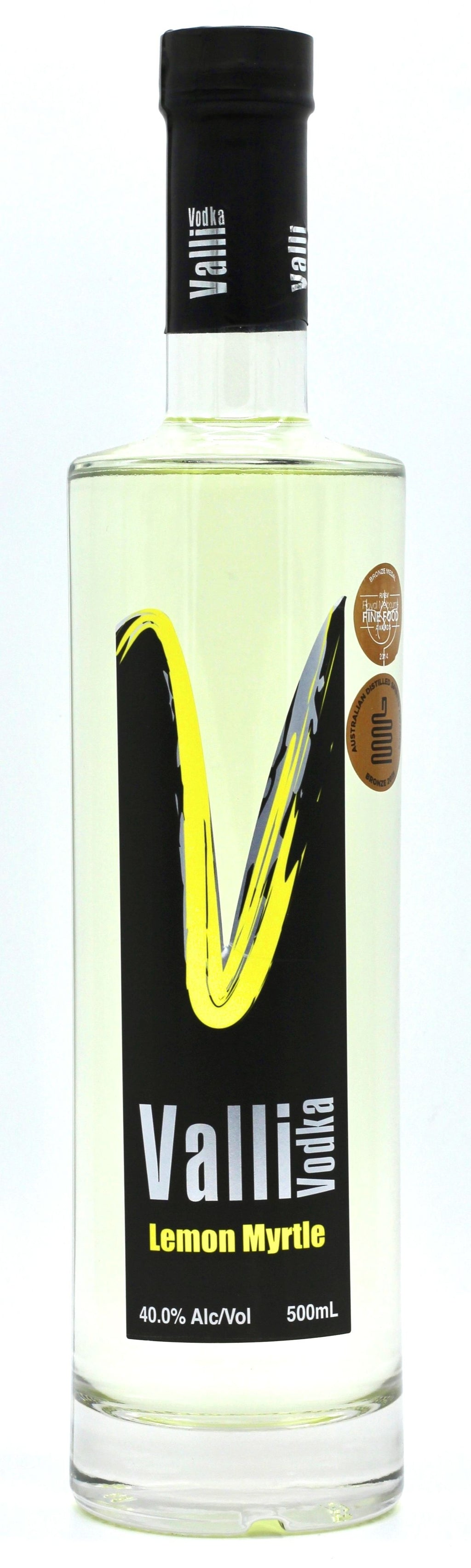 Valli Lemon Myrtle Vodka