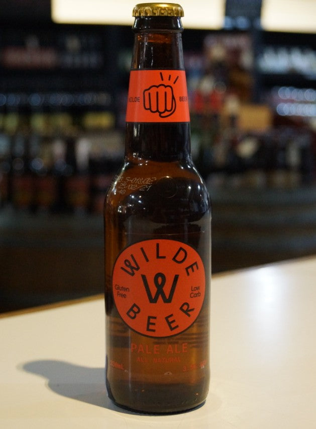 Wilde Pale Ale - Gluten Free & Low Carb