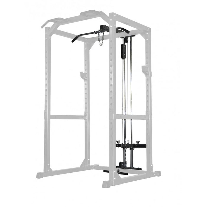 Bodyworx Cage with Lat/Row Pulley