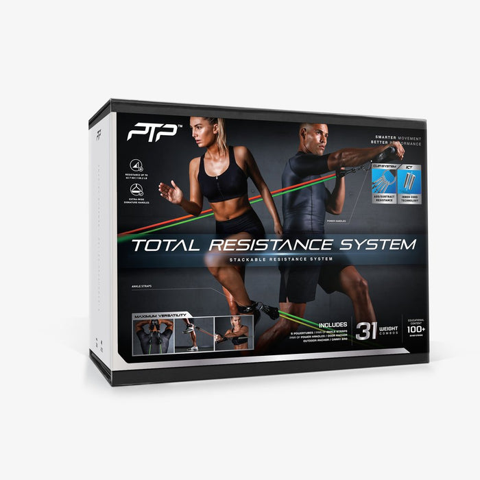 PTP Total Resistance Training System