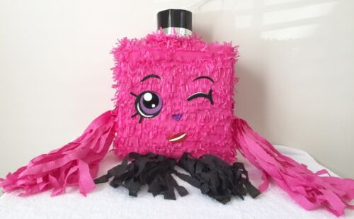 Nail Polish Pinata Great for a Shopkins Theme Party Sale!!