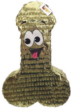 "Load image into Gallery viewer, APINATA4U Pecker Pinata 24"" Tall Bachelor Bachelorette Party Favors Gag Gifts"
