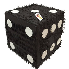 Load image into Gallery viewer, APINATA4U Black Dice Pinata