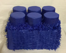 Load image into Gallery viewer, Large Blue Brick Pinata, Building Block Pinata, Building Block Party Supplies