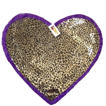 Load image into Gallery viewer, APINATA4U Large Purple & Leopard Print Heart Pinata Diva Party Favor