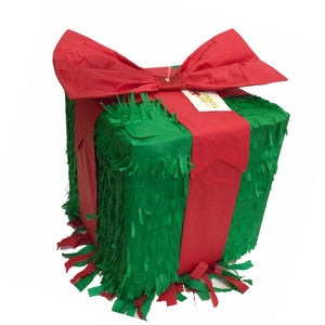 APINATA4U Christmas Gift Box Pinata Christmas Decor Xmas