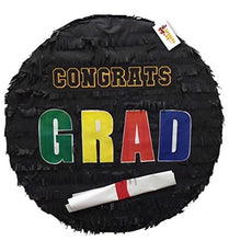 Load image into Gallery viewer, Congrats Grad Pinata 16""
