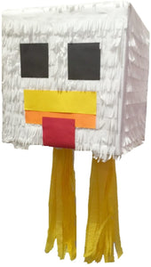 Sale! Ready to Ship Chicken Cube Pinata