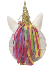 Load image into Gallery viewer, APINATA4U Small Unicorn Pinata Round Shape