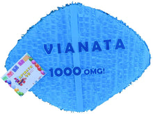 Load image into Gallery viewer, Adult Pinata Vianata 1000 OMG Funny Adult Gag Gift Blue Pill Still Standing