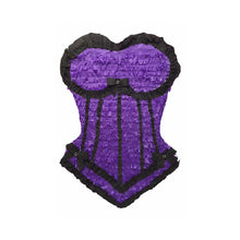 Load image into Gallery viewer, Purple Corset Pinata Bachelor Bachelorette Pinata